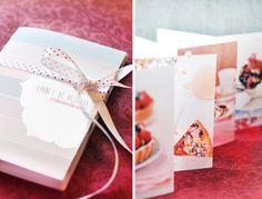 carnet de recettes tarte framboises-myrtilles à imprimer