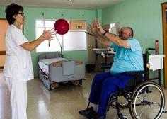 Ejercicio en Terapia ocupacional