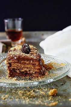 Pastel Bagdad - TuvesyyoHago Cheat Meal, Dessert Recipes, Desserts, Cooking Time, Tiramisu, Panna Cotta, Waffles, Meals, Chocolates