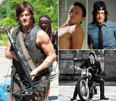 Norman Reedus was making fans swoon long before he was baring his guns and killing zombies as Daryl Dixon on The Walking Dead. Click through to look back at some of his hottest moments, from his role in 1997's Floating, to when he served as a model for The Gap and Prada.