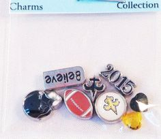 Just New Orleans Saints Necklace Free Shipping #bl Bright Luster Nfl Football Pendant Jewelry