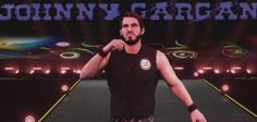 "NXT's Johnny Gargano has thanked developer 2K Sports for adding him to the roster of their upcoming video game, ""WWE 2K18."""