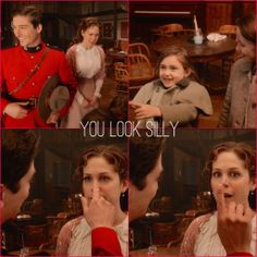 Would J have told E about her nose if the Miller girl didn't say anything? @ErinKrakow #WhenCallstheHeart #Hearties