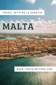 From Malta with Love... Our Unforgettable Memories • Travel with Mei and Kerstin