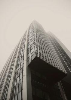 City of Fog on Behance