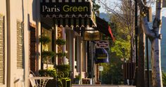 Ashland Oregon Streetview Paris Green, Ashland Oregon, Used Books, Wine Country, A Boutique, Perfect Place, Wind Chimes, Places, Lugares