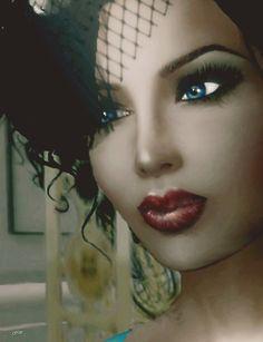 Anima Bella Beautiful Soul Avatar SecondLife