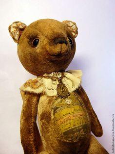 "Teddy Bear ""Dyagilev"" by Lyudmila Nazarova"