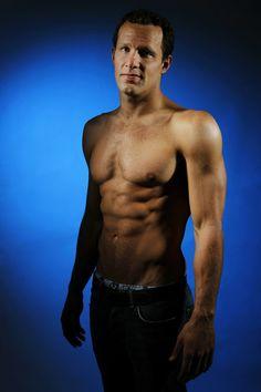 Swimmer Brendan Hansen