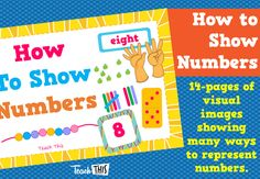 How to Show Numbers