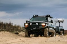 Full-Size Overland: The Excursion Part Two – Expedition Portal Ford Excursion Diesel, 2000 Ford Excursion, Living On The Road, Roof Rack, Fuel Economy, Lifted Trucks, Portal, Monster Trucks, Vehicles