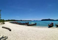 Bootstour von Koh Samui nach Koh Tan & Koh Madsum | Sonnig Unterwegs Reiseblog Lamai Beach, Palm Trees Beach, Small Restaurants, Thailand Travel, Small Island, Islands