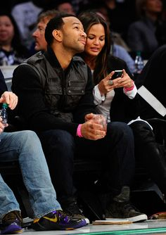 Chrissy Teigen Photos: NBA All-Star Saturday Night Presented By State Farm