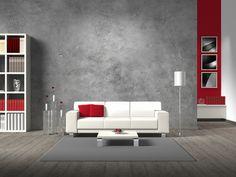 Wohntipps fürs Wohnzimmer | Wirken, Edel und Grau