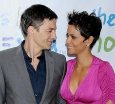 Actress Halle Berry and husband Olivier Martinez welcomed a baby boy on Saturday in Los Angeles