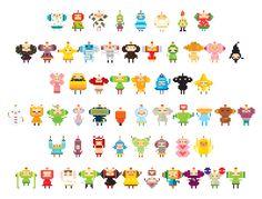 katamari artwork - Google Search
