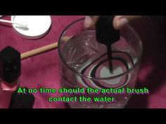 ▶ Water Color Nail Art - YouTube