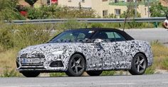 It's Business As Usual For Audi And The New A5 Convertible