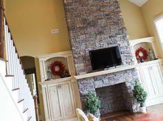 M-Rocks MSI Meridian Stone | Fireplace Inspirations | Pinterest ...