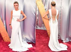 Giuliana Rancic's Backless Oscars 2016 Dress Is to Die For?Plus, All the Details on Her 2 Winning Red Carpet Looks | E! Online Mobile