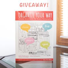 Exciting news! We're holding a giveaway where one lucky winner will receive a FREE virtual organizing session with Kelly and Katie (a $149 value)! How do you enter? Head on over to our Instagram for official rules. Good luck and happy organizing!