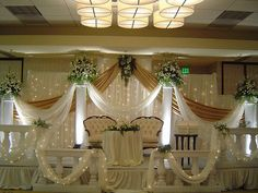 fairytale wedding ideas | Planning an Arabian themed party is about creating fairy tale. It's ...