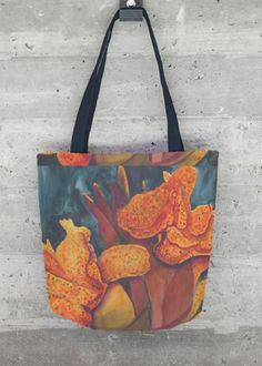Statement Bag - Sunflower Tote by VIDA VIDA mluvxqHW