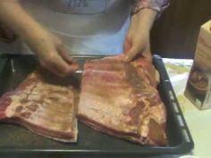 ▶ Cómo hacer Costillas al horno caramelizadas - YouTube