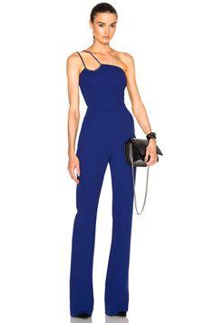 6b6d05a85e3 Wide Strap Jumpsuit Jumpsuit Elegante