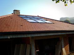 Paneles solares térm