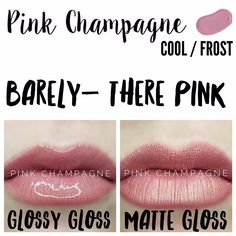 Pink Champagne LipSense.  Join my group to learn more www.LipsByTammy.com