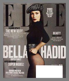 ELLE MagBELLA HADID  FASHION UPDATE: THE NEW SEXY!  WOMEN IN TECHJune 2016 | eBay