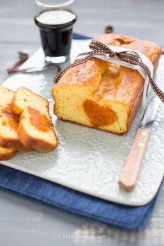 Plumcake con sorpresa a cuore (salato) - Chiarapassion