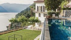 A Refreshingly Modern Way to Experience Italy's Breathtaking Lake Como | Luxury Travel