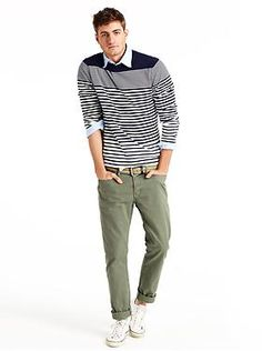 Mens Clothing: Mens Clothing: Head-to-Toe Looks New Arrivals | Gap