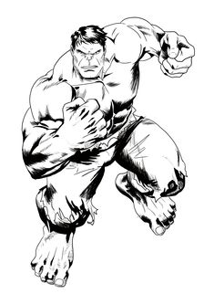 Hulk Marvel, Marvel Art, Captain Marvel, Marvel Comics, Ms Marvel, Avengers, Drawing Superheroes, Marvel Drawings, Hulk Artwork