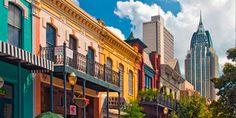 Travel to Mobile, Alabama - Episode 409 - Amateur Traveler Travel Podcast