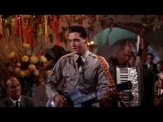 Elvis Presley # Tonight Is So Right For Love (G.I. Blues) - YouTube