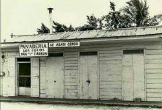 La Panaderia más Antigua de Puerto Rico, queda en el barrio Los Cocos de Quebradillas. Todavia hornean el pan con leña.