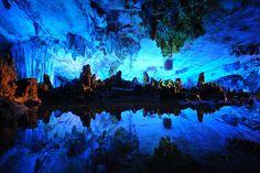Cueva de Naica, cristales gigantes. México.