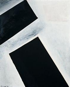 Colin McCahon ~ Gate, 1962 (enamel on board) Ellsworth Kelly, Venice Biennale, Modern Masters, Australian Art, Indigenous Art, Art Auction, Artist Art, American Artists, Visual Identity