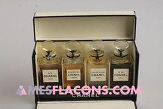 Coffret - Chanel (version ancienne) -