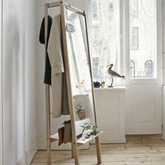 Skagerak - Push, Spiegel plus Garderobe, FSC-Eiche