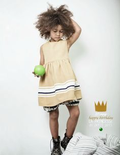 Vestidos para Niñas de La Princesse au Petit Pois