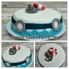 Marine taart