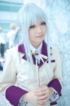 "Kanade Tachibana (""Angel"") Angel Beats cosplay"