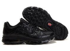 Danmark Billige Nike Air Max Terra Ninety Trainers Mænd - Black Nike Air Max 2011, Nike Air Max Tn, Nike Max, Cheap Nike Air Max, Air Max Sneakers, All Black Sneakers, Supra Shoes, Nike Shoes, Discount Nikes