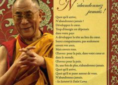 Dalaï Lama - 52 Citations - La vache rose Mahatma Gandhi, William Shakespeare, Osho, Citation Dalai Lama, Quoi Qu'il Arrive, Image Citation, Toulouse France, French Quotes, Life Philosophy