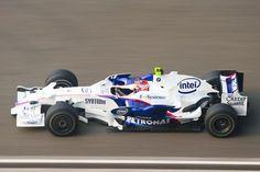 Robert Kubica, BMW Sauber F1.08, 2008 Chinese GP