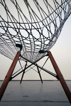 Eames de carbone par Matthew Strong - Blog Esprit Design